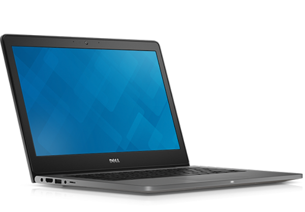 Chromebook drawing 13 black. New dell business class