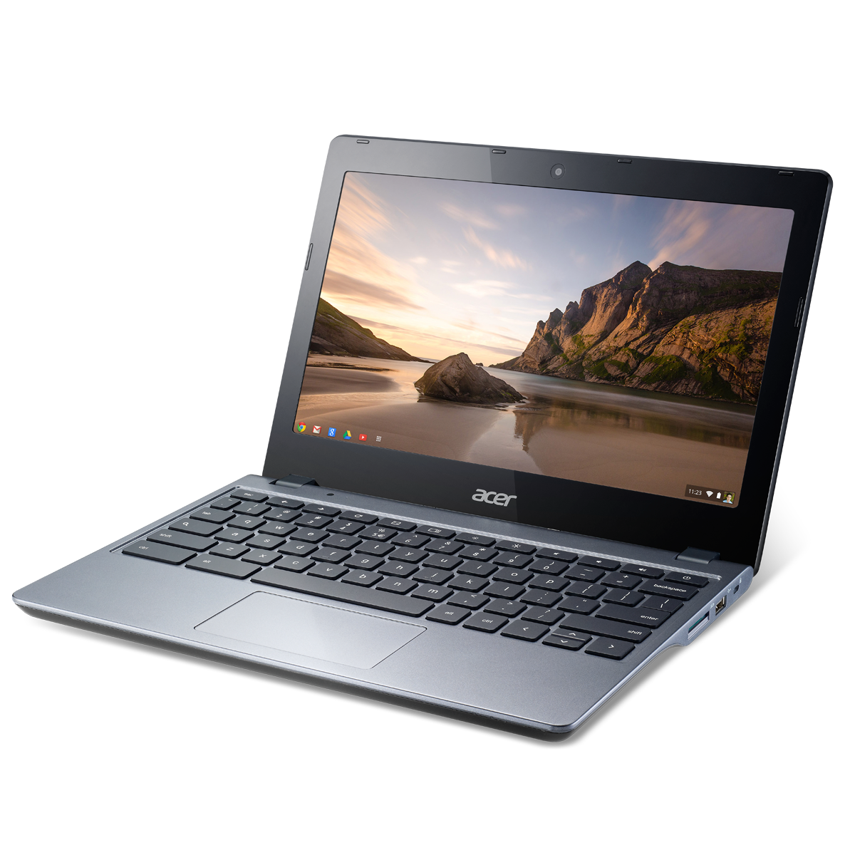 Chromebook drawing computer. Acer c it s