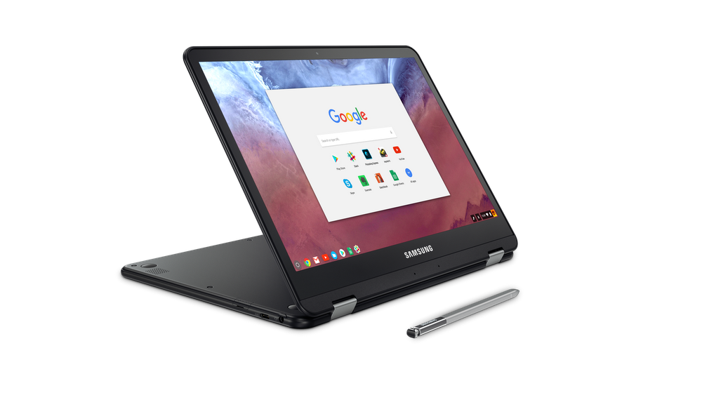 Chromebook drawing cool. Samsung pro brings security