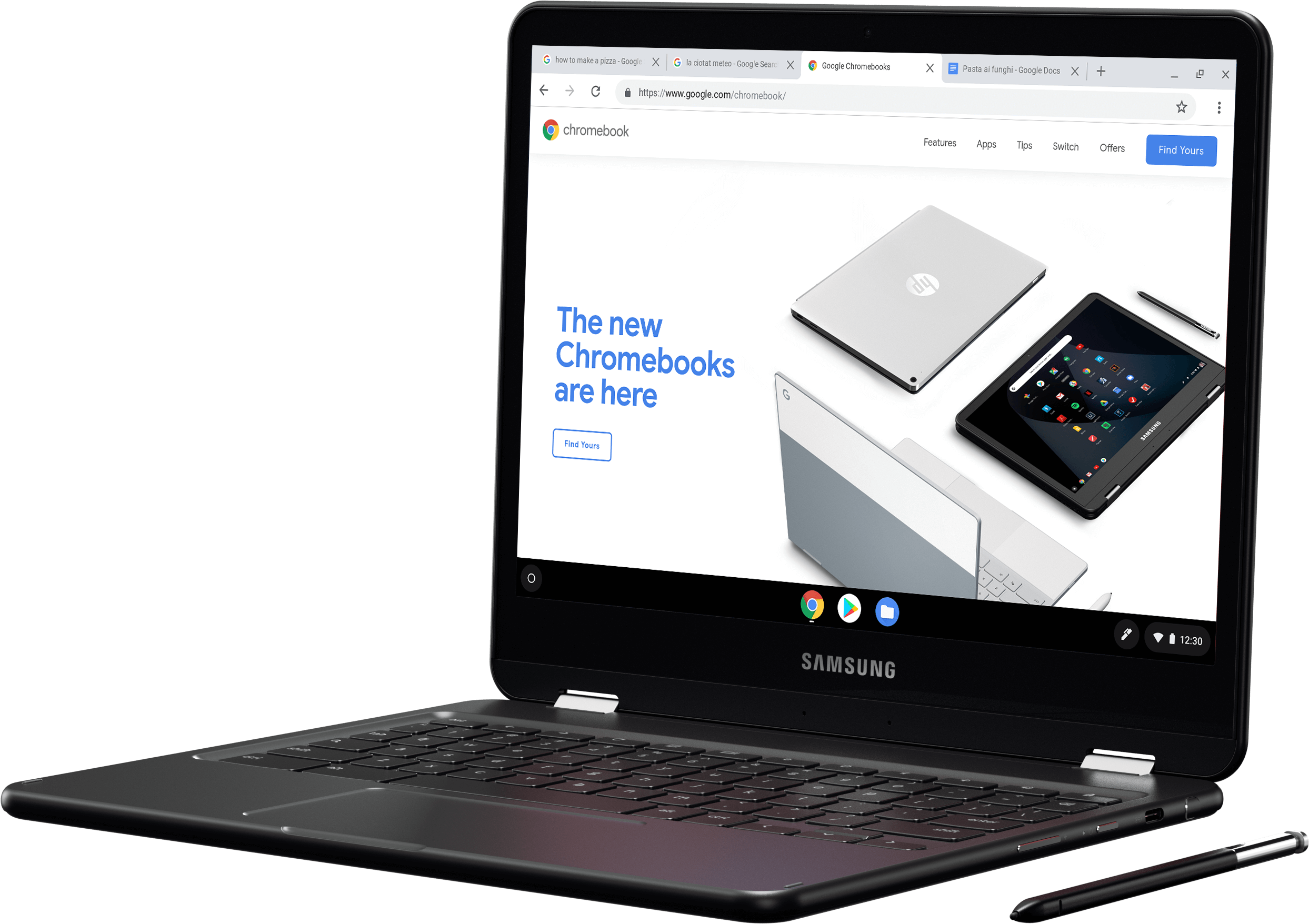 Chromebook drawing labtop. Features google chromebooks isolate