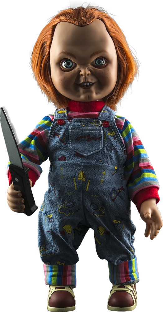 Chucky doll png. Childs play good guy