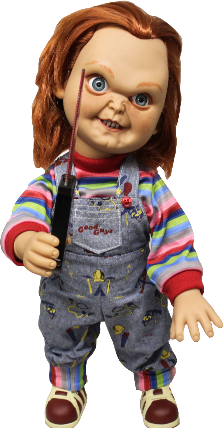 Chucky png. Image playstation all stars