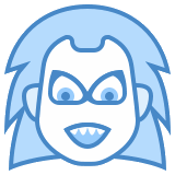 Chucky vector sketch. Icono descarga gratuita png