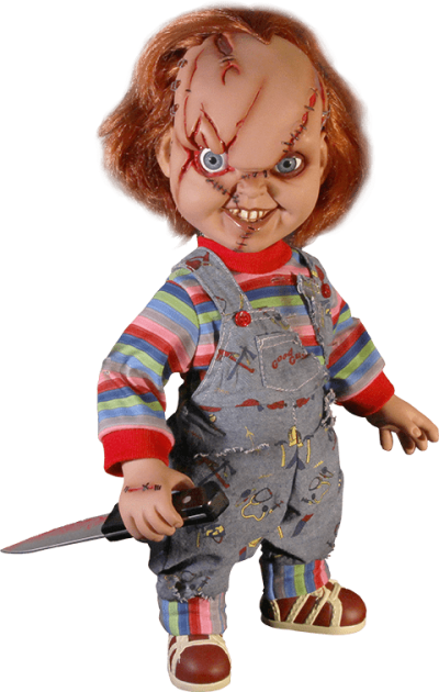 Chucky vector cover. Png dlpng scary