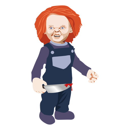 Chucky vector mrs. Chuckie cartoon transparent png