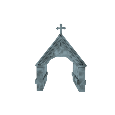 Church building png. Black and white transparent