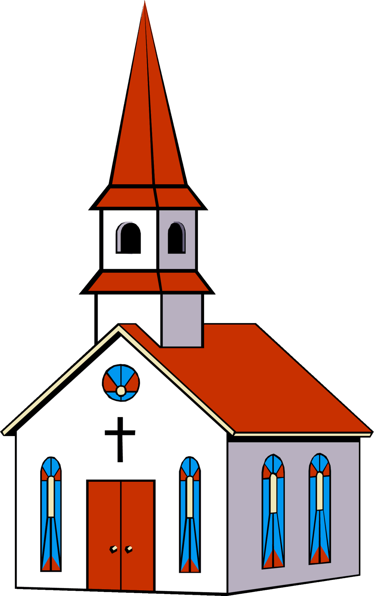 Transparent building church. Png images all picture