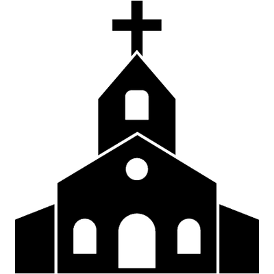 Transparent church background. Buildings png images stickpng