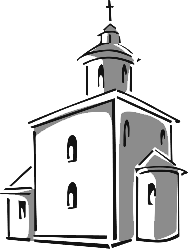 Church clipart transparent background. Free png images download