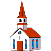 Church clipart transparent background. Png images pluspng picture