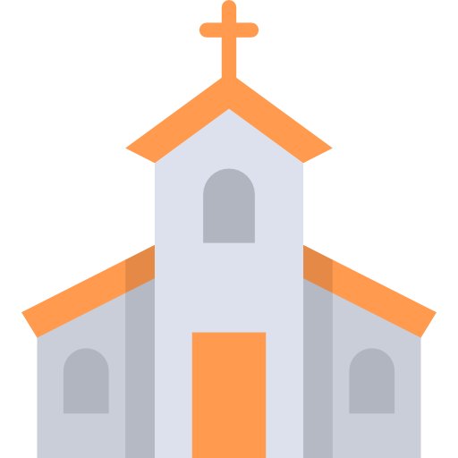 Church icon png. Free monuments icons