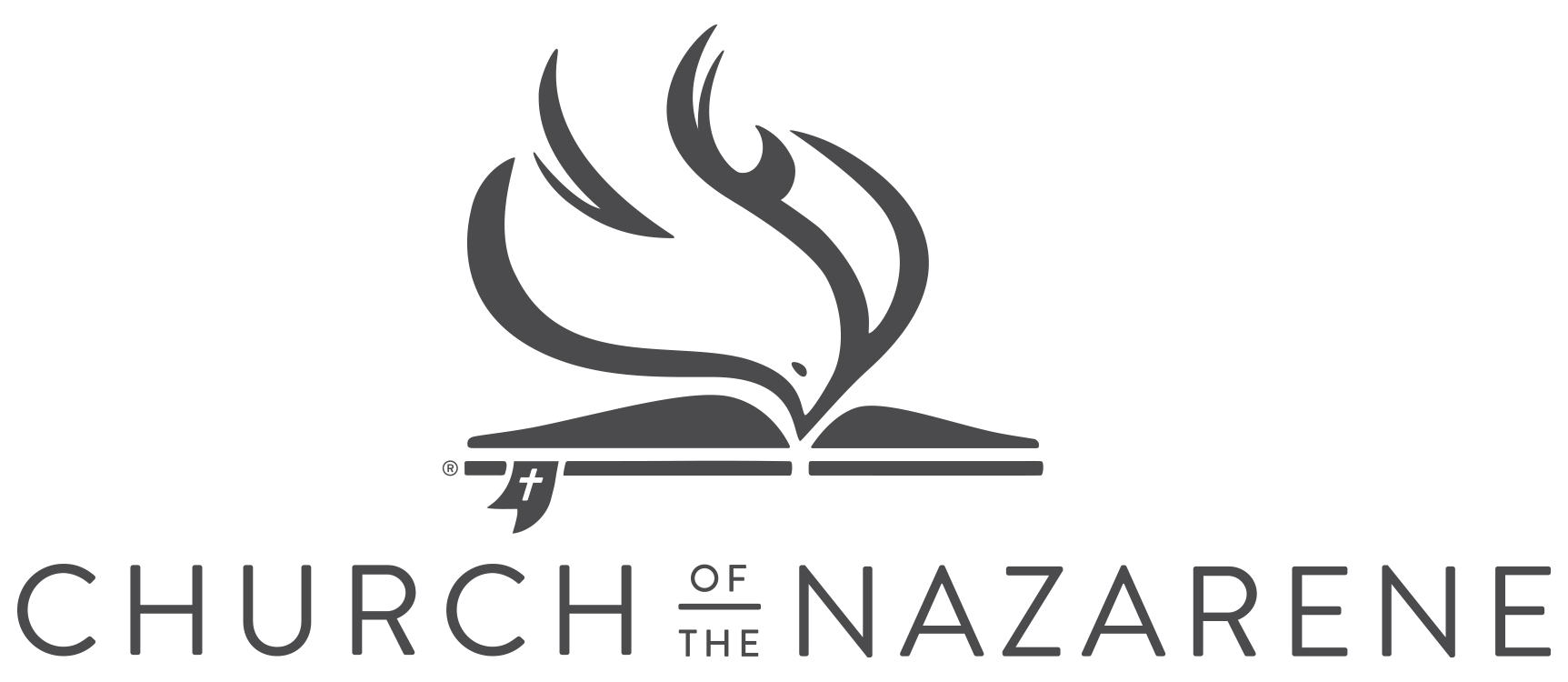 Church logos png. Of the nazarene logowidetextpng