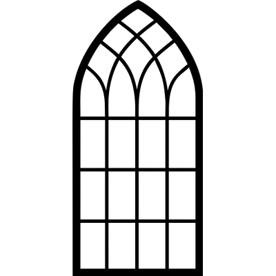 Church pictures png. Window transparent stickpng