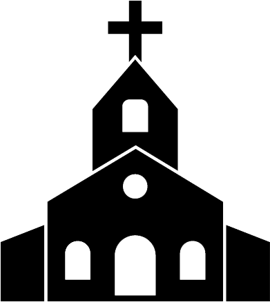 Church silhouette png. Clipart hd transparentpng