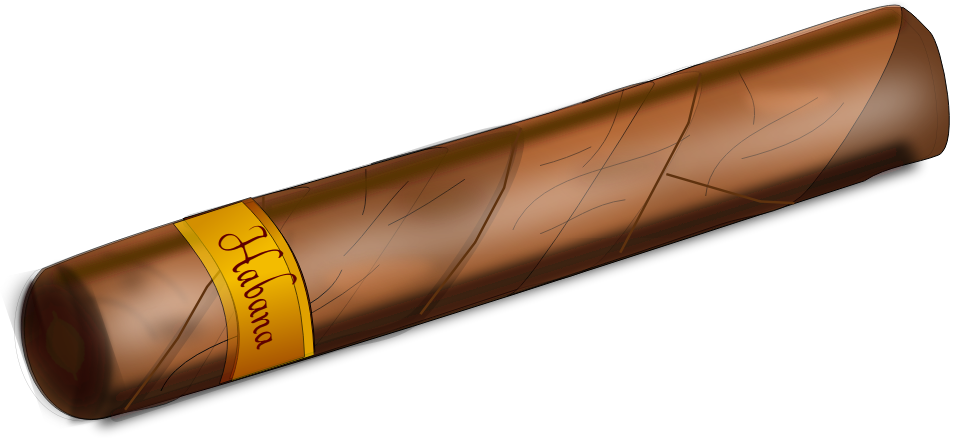 Cigar clipart animated. Cuban
