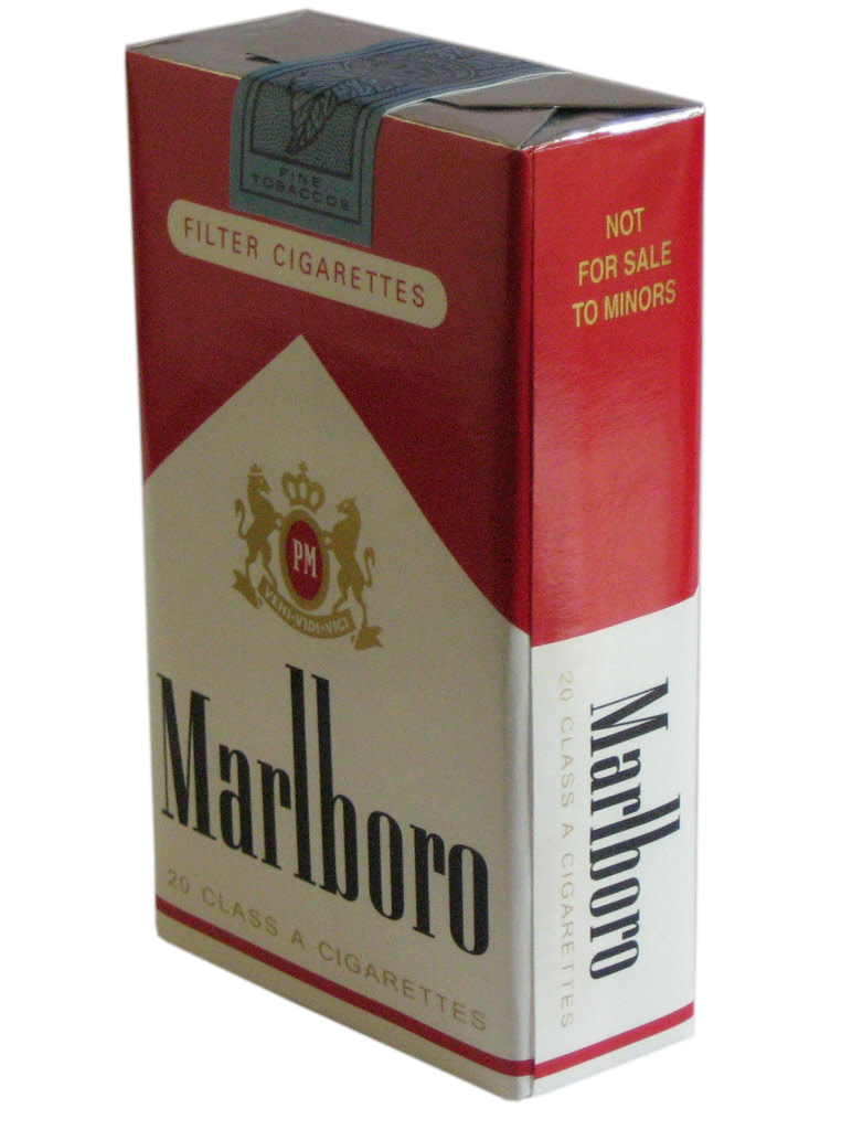cigarette box png