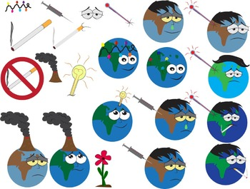 Cigarette clipart pollution. Science learning clip art