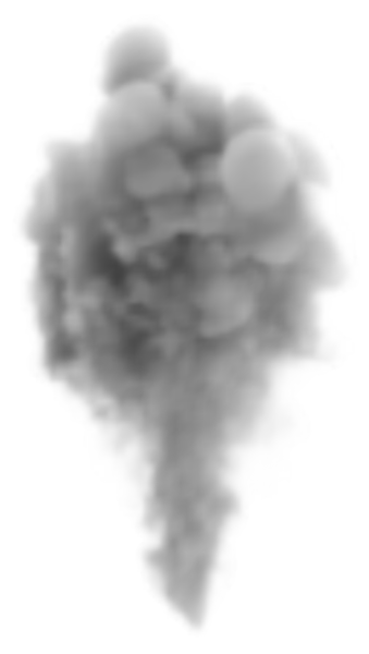 Cigarette smoke trail png. Large clipart image pinterest