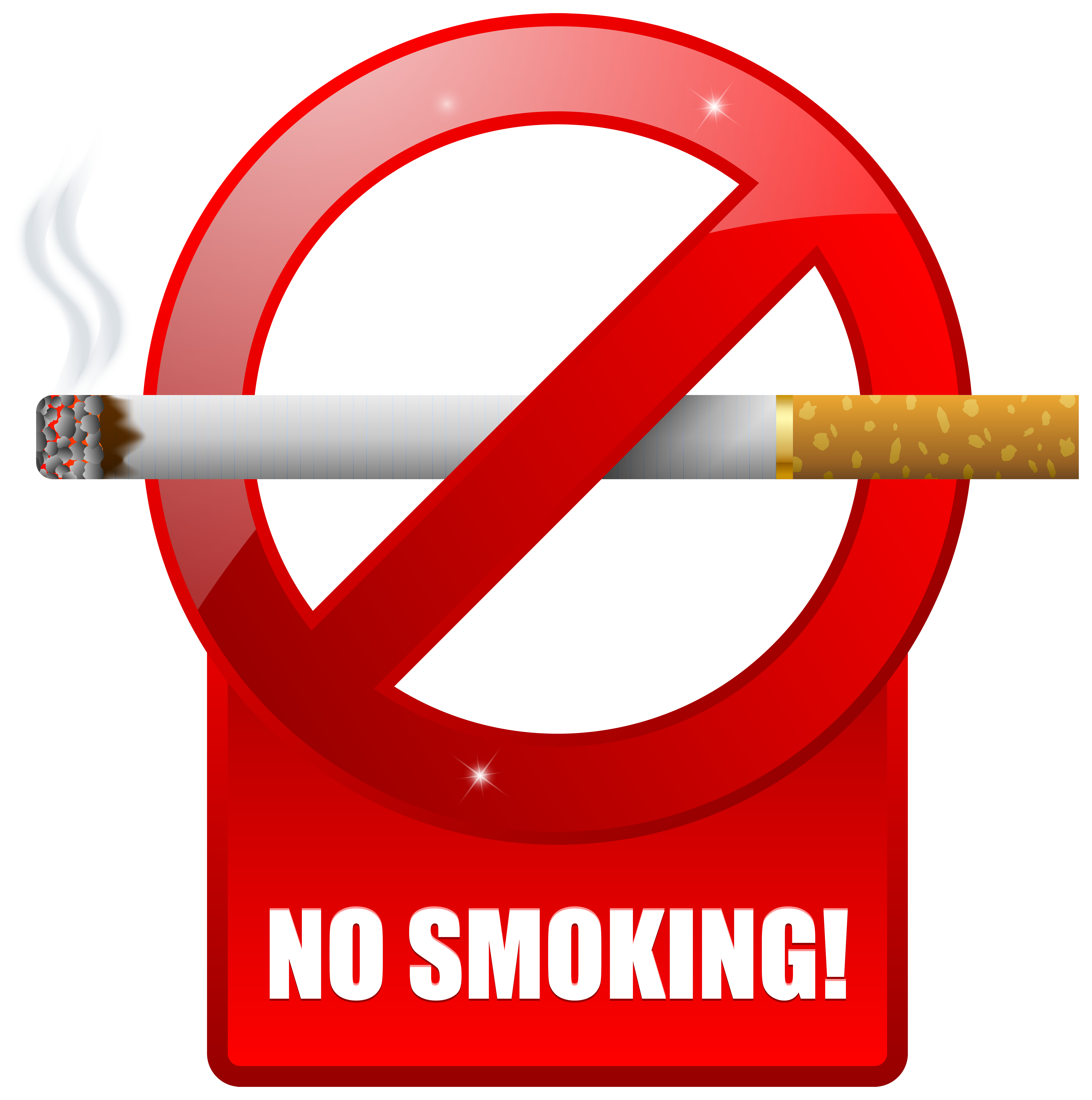 Cigarette warning labels png. Collection of no