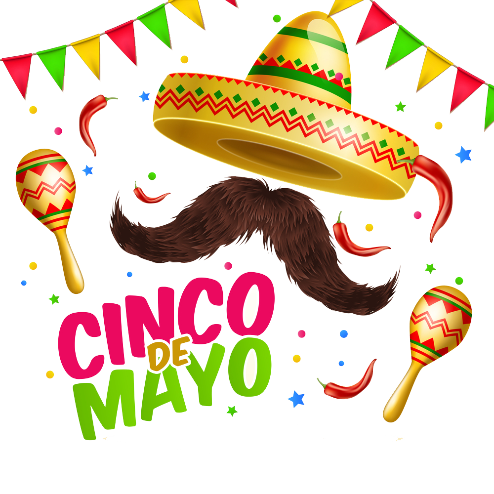 Cinco de mayo clipart. Graphic images gallery for