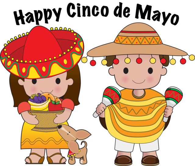 Cinco de mayo clipart. Pinterest