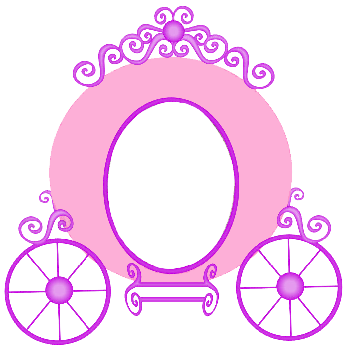 Cinderella carriage silhouette png. Disney castle clipart at