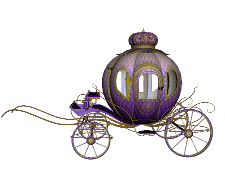 Cinderella coach png. Princess carriage