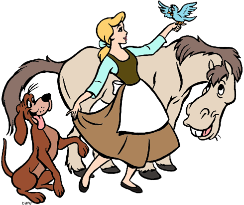 Cinderella mouse png. Mice clipart at getdrawings
