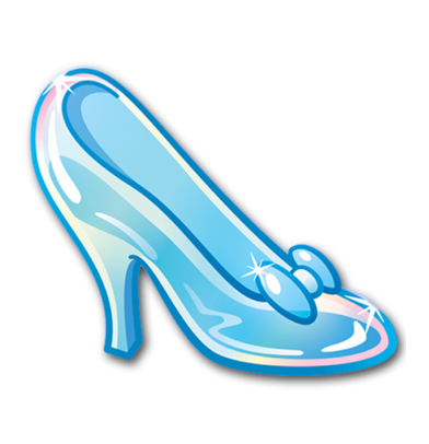 Cinderella shoes png. S glass shoe