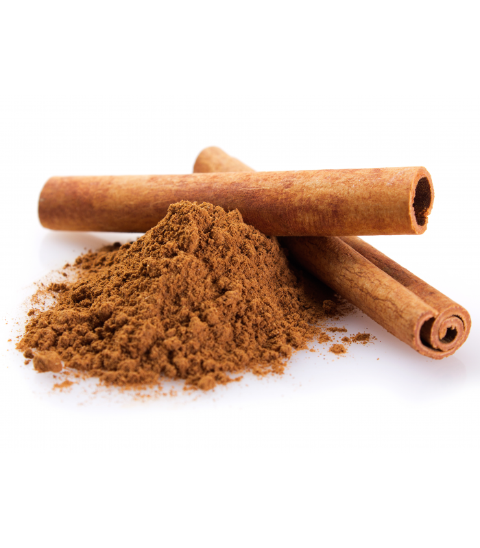 Cinnamon vector masala. Powder raw organic non
