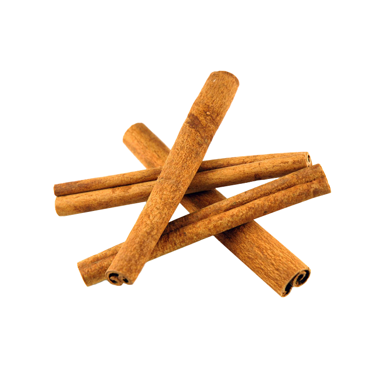 Cinnamon transparent. Sticks indonesian cassia wgm