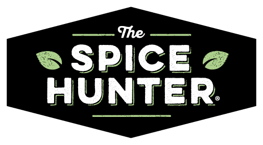 Cinnamon vector spice logo. Substitutions the hunter