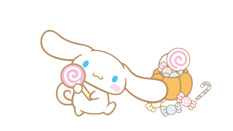 Cinnamoroll transparent halloween. Sanrio png tumblr com