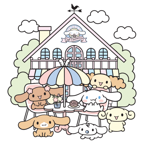 Cinnamoroll transparent sanrio. Shop products