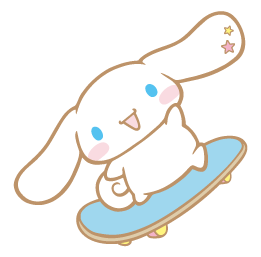 Cinnamoroll transparent. Hello kitty wiki fandom
