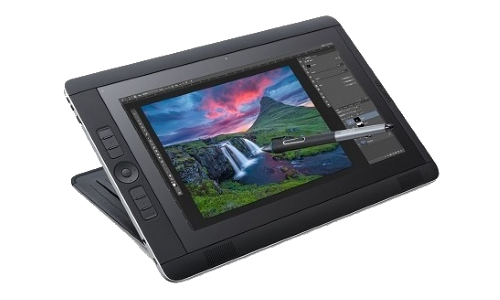 Cintiq drawing companion. About the