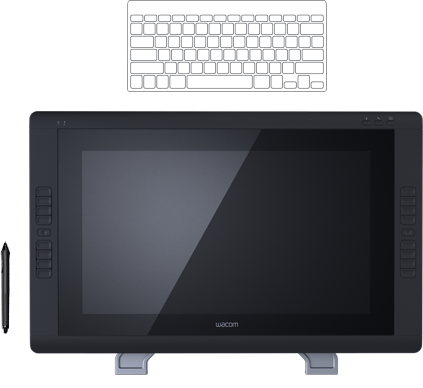 Cintiq drawing portal. Hd wacom cintiqhd compare