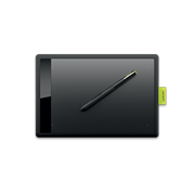 Sketchpad drawing 3.7. One wacom small by