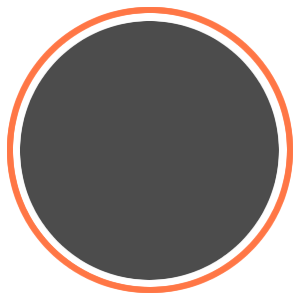 Circle banner png. Spot on blinds and