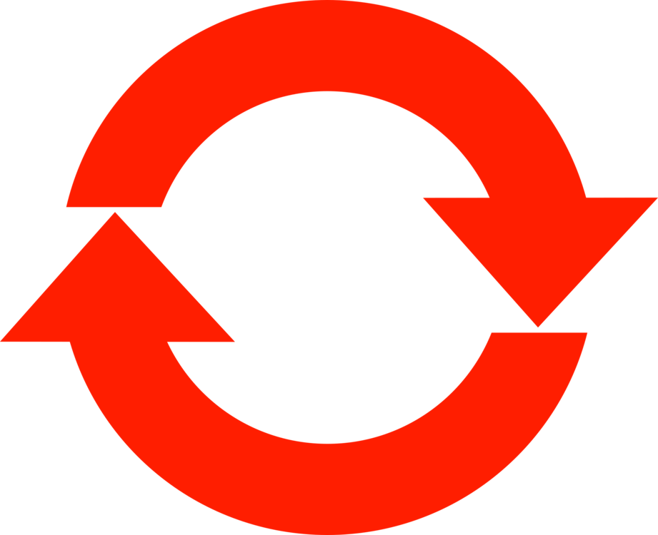 Circle clipart arrow. Diagram red computer icons