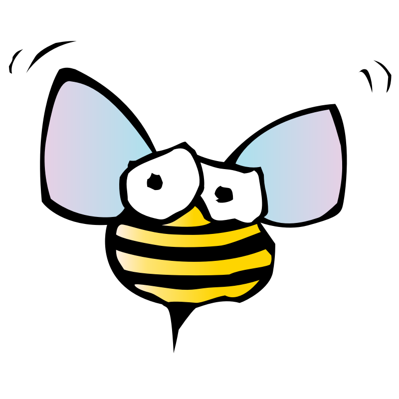 Circle clipart bee. Free hive download clip