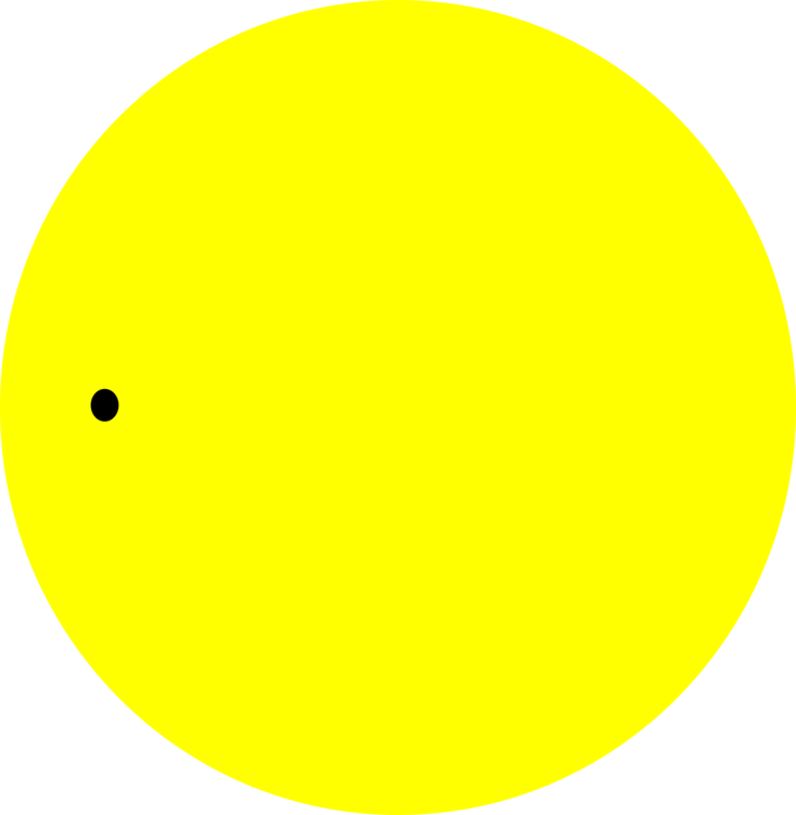 Circle clipart colored. Computer icons color yellow