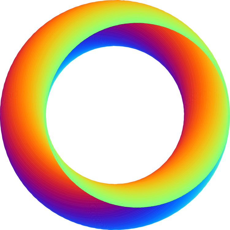 Circle clipart colored. Computer icons color encapsulated