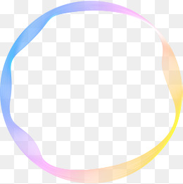 Circle clipart colored. Color png images vectors