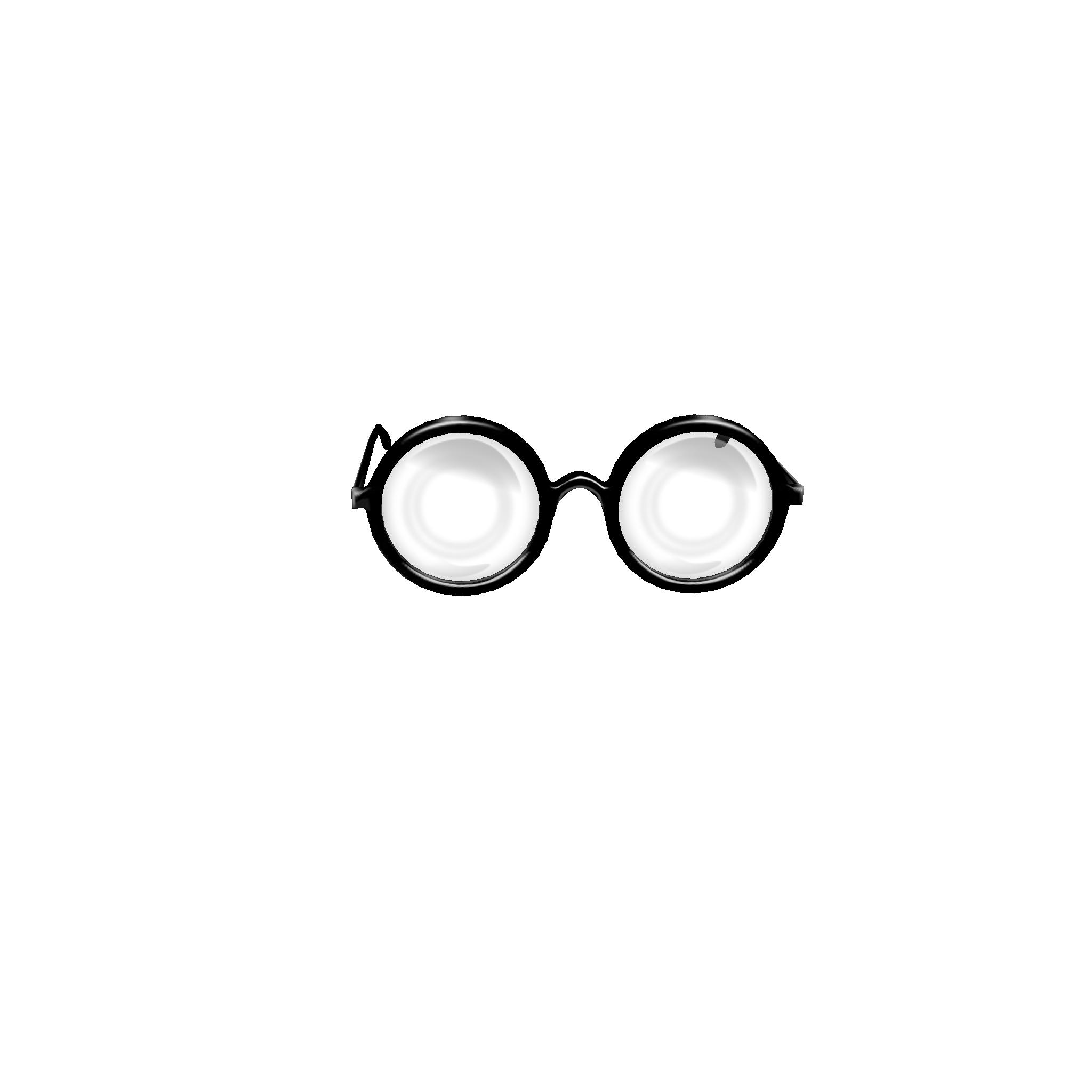 Goggles transparent circle. Glasses png images free