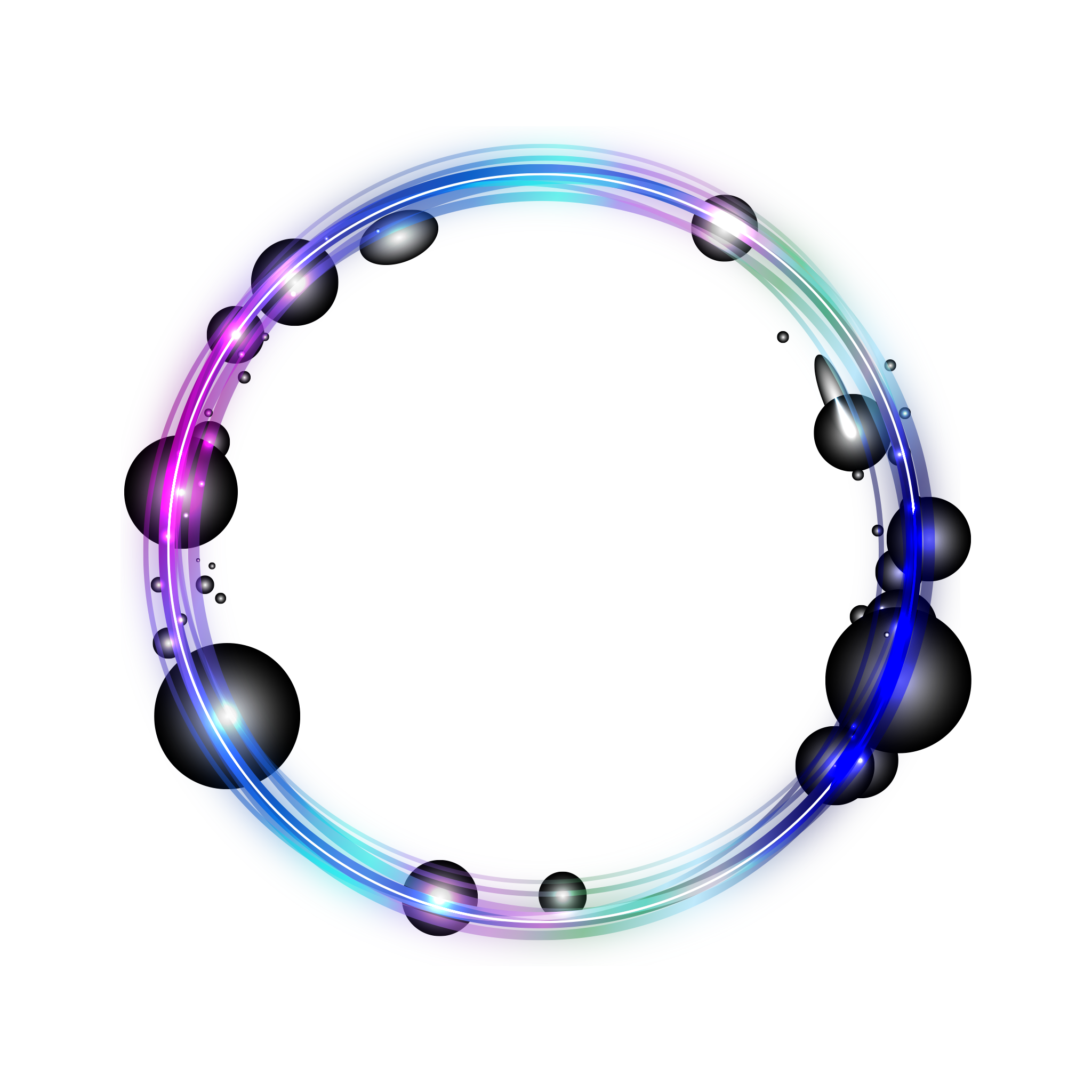 Circle glow png. Hd image free download