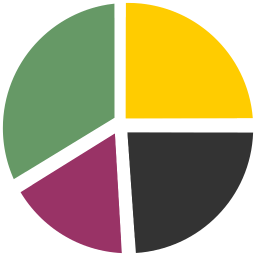 Pie graph png. Chart icon myiconfinder