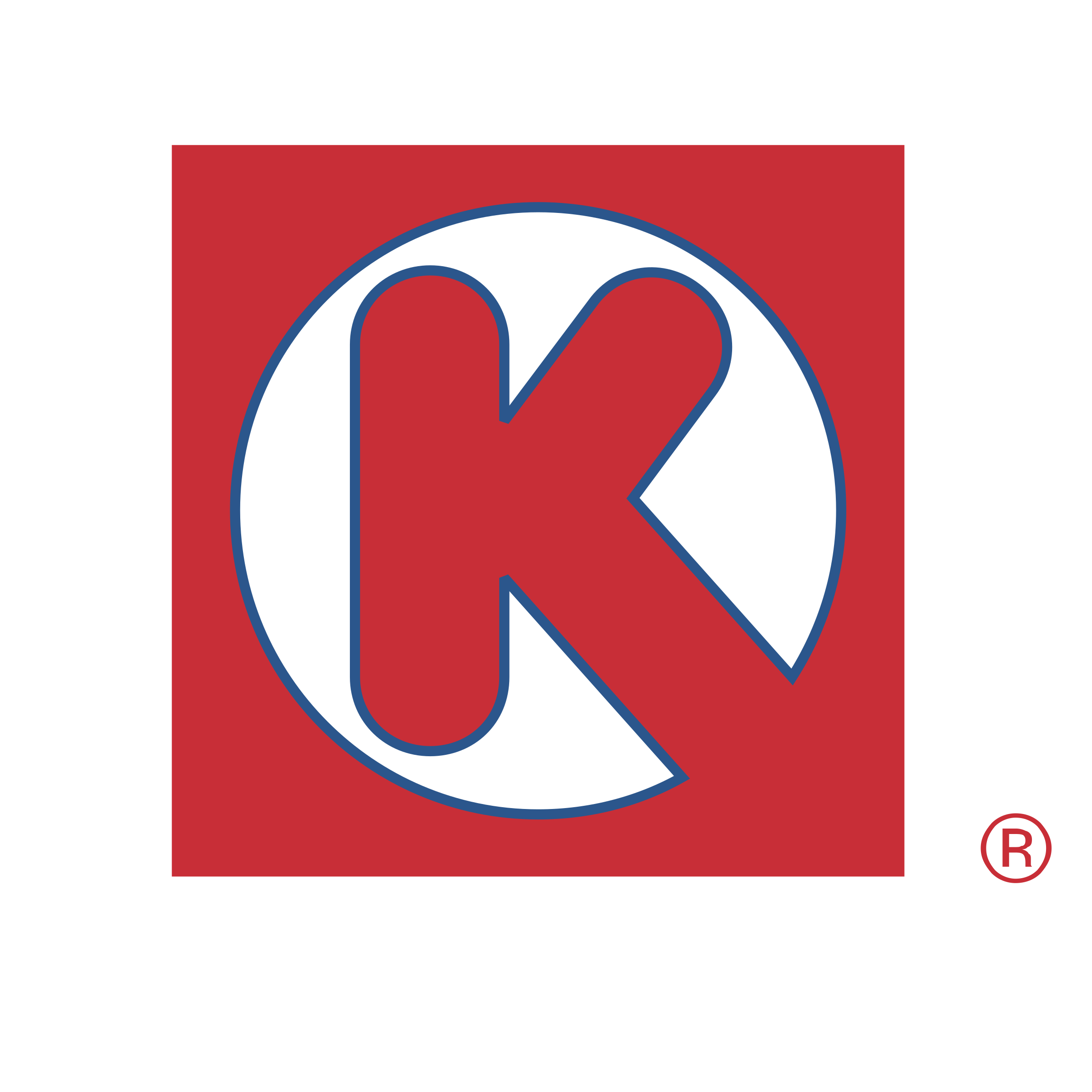 Circle k logo png. Transparent svg vector freebie