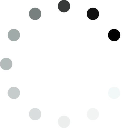 Loading image png. Dotted circle pattern shapes