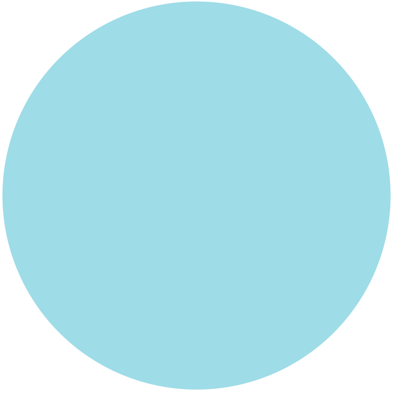 Circle overlay png. Blue daily news post